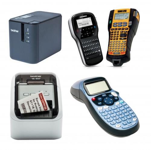 Labelmaskiner & Etiketprintere