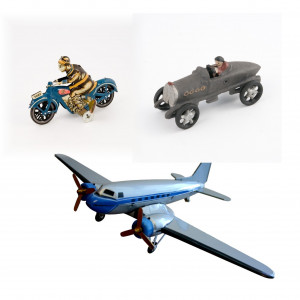 Retro Legetøj