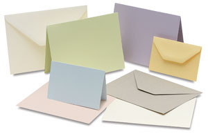 Kulørte kuverter